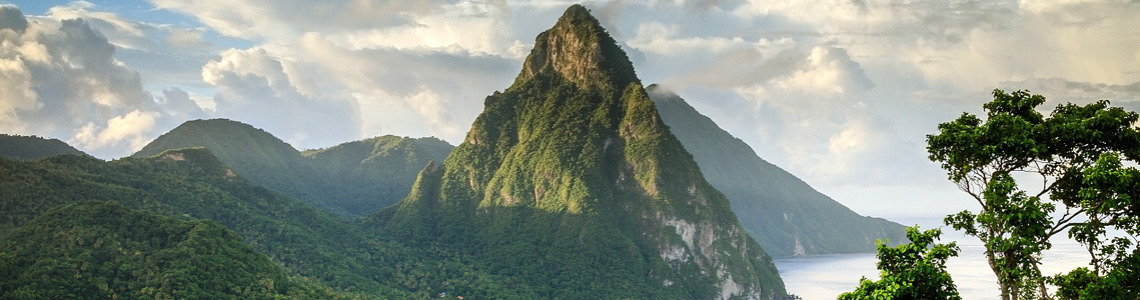 Getting back to nature on the island of Saint Lucia