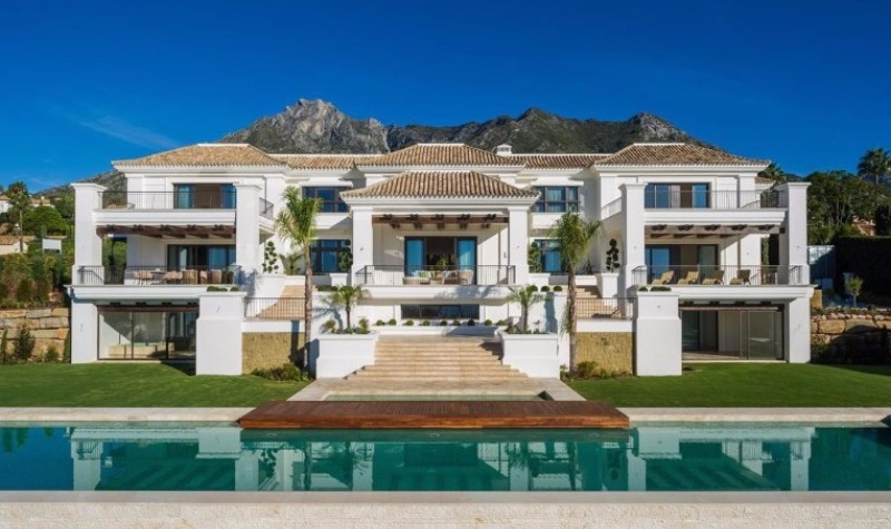 Butterfly's Exceptional Residences: Sierra Blanca, Marbella