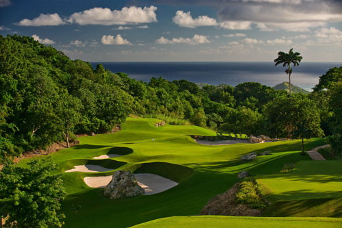 Barbados Golf Course Guide