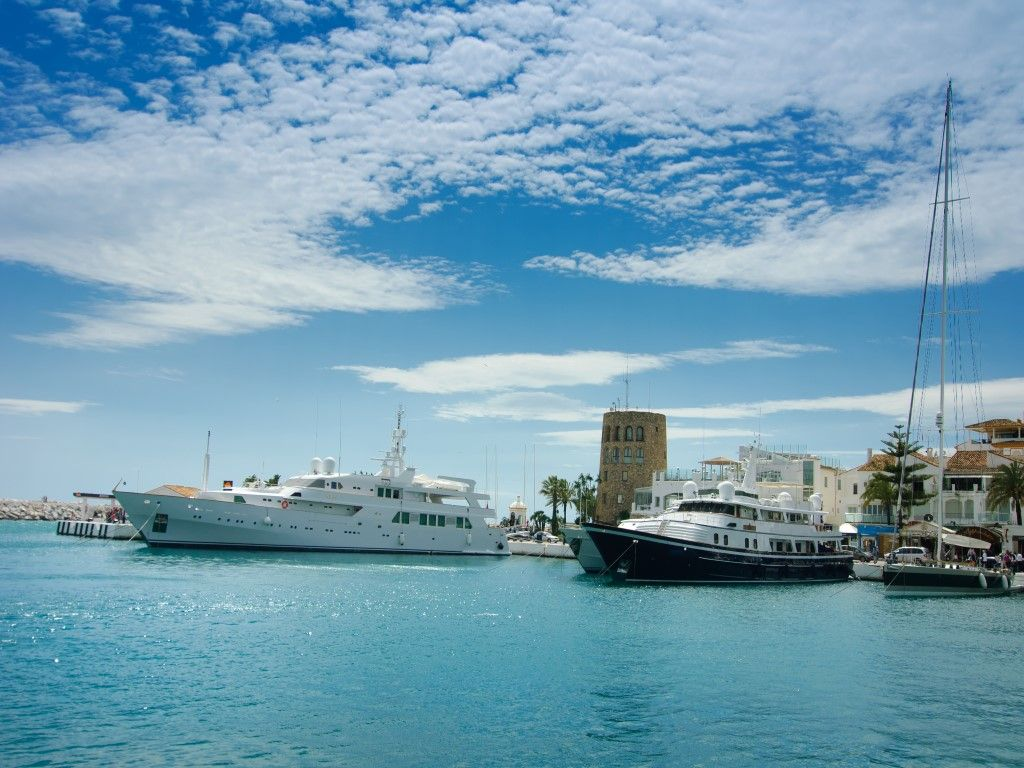 Changing Tides at the International Monaco Yacht Show