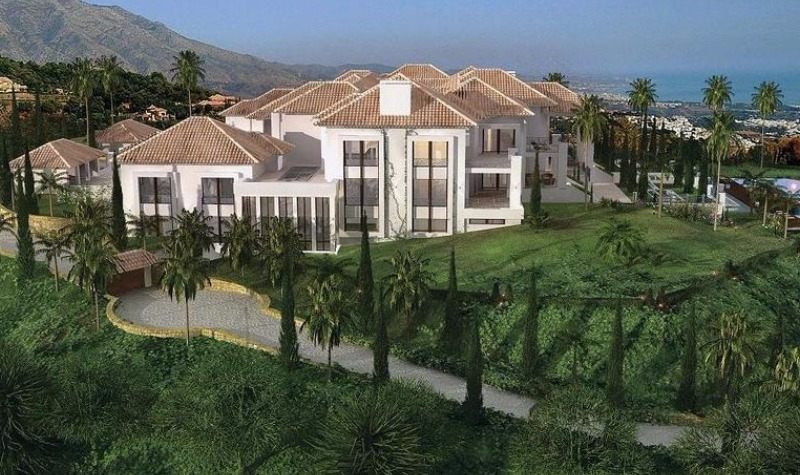 Butterfly Residential News - Vladimir Putin buys  £15m Luxury Property Marbella
