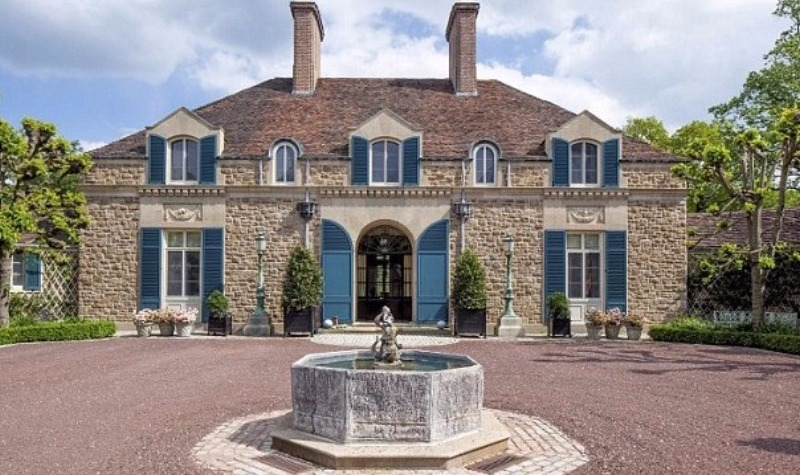 Campbell's Soup Luxury Estate on the Market