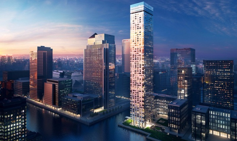 Canary Wharf to expand with Wood Wharf scheme