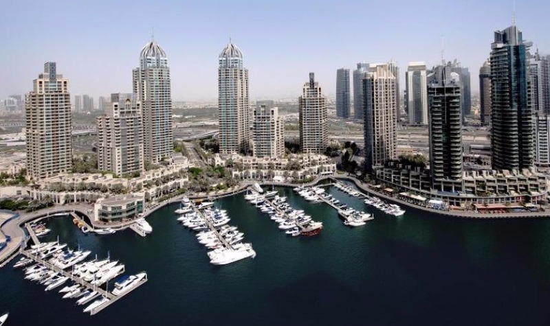 Dubai luxury property prices rocket by 20%