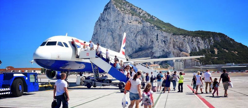 New flights from Gibraltar announced for Summer 2013