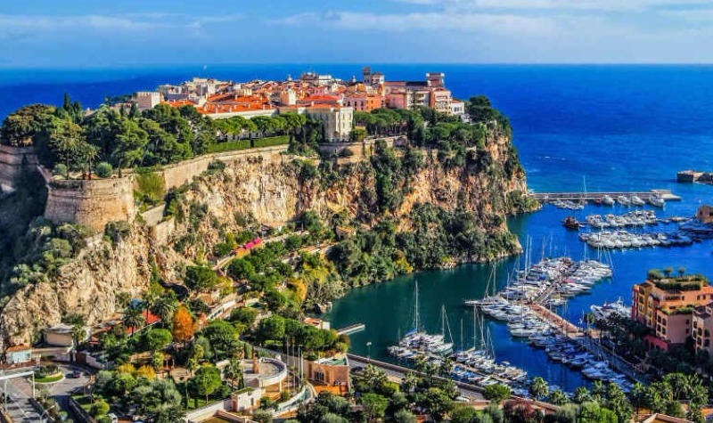 Global Luxury Property Review: Monaco's skyline set for a multi-million euro double skyscraper in 2014