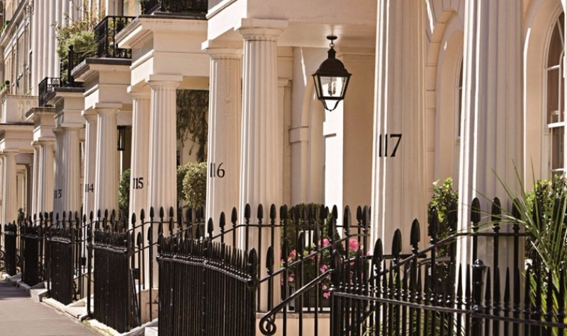 London luxury price rally to slow down, Grosvenor