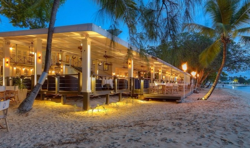 Luxury Spotlight on: The ultra-chic Lone Star Hotel and Restaurant, St. James, Barbados