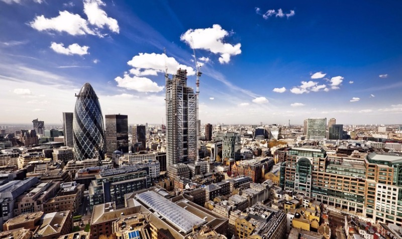 Value of London luxury property on the rise